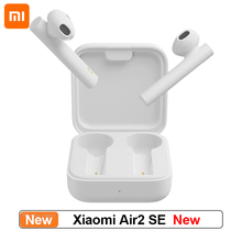 Original Xiaomi Air2 SE TWS Wireless Bluetooth 5.0 Headset AirDots Pro 2SE Touch Control Xiaomi Air 2 SE 20 Hours Standby With