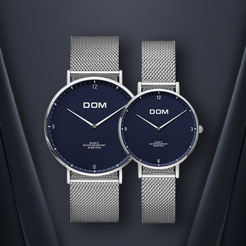 2Pcs  Paired Quartz Sports Watch Set