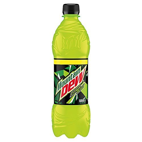 Mountain Dew Citrus Explosion 500 ml (Pack Of 12 x 500 ml)