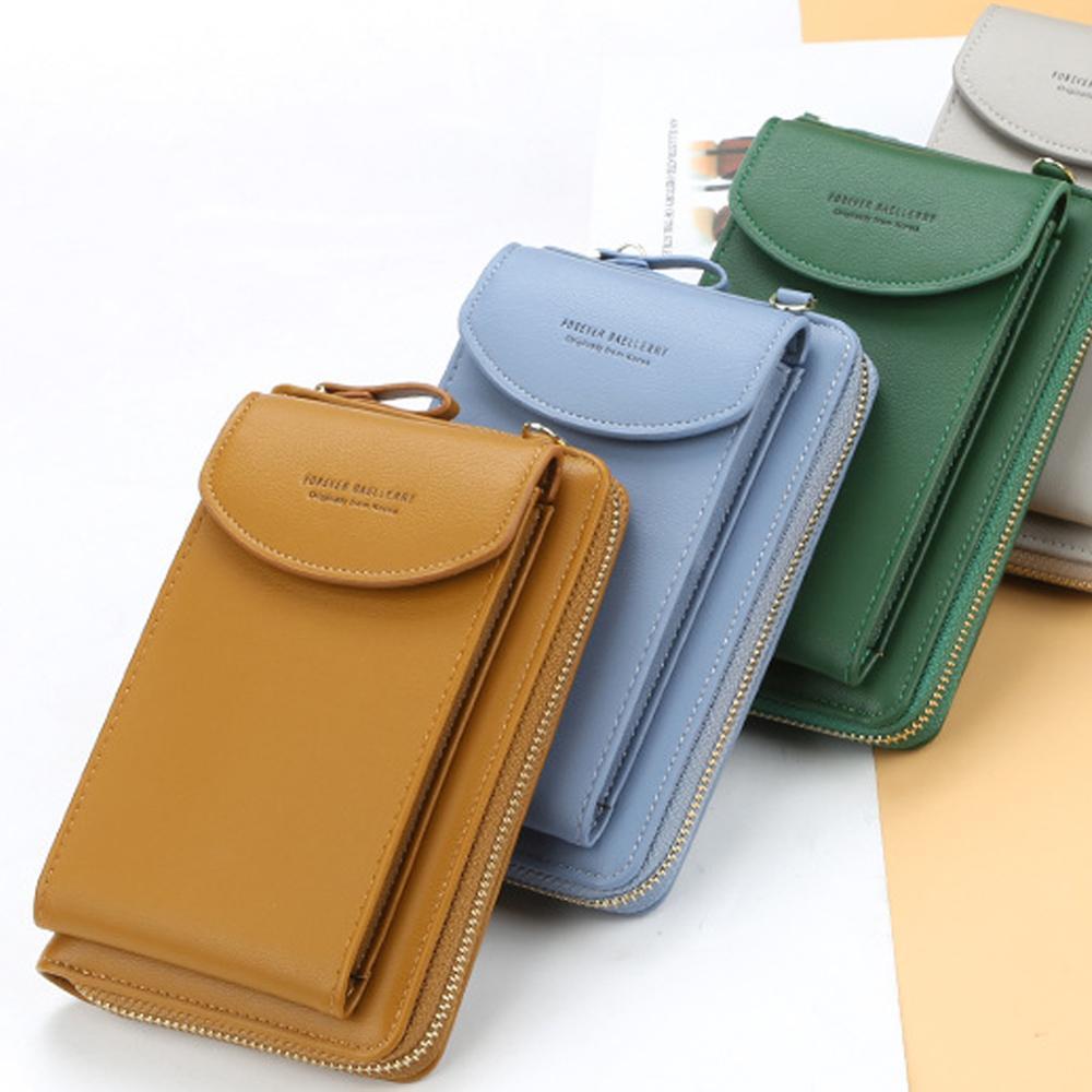 Baellerry высококачественный Женский вертикальный кошелек из искусственной кожи, многофункциональный Стандартный клатч, сумка мессенджер, Повседневная модная сумка|Сумки с ручками|   | АлиЭкспресс