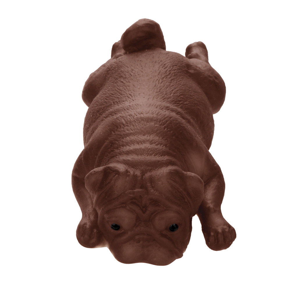 Squishyies Mochi Pug Puppy Squeeze Healing Fun Kawaii Stress Reliever Toys Gifts Kids Toys Toys For Children Squishy Toys