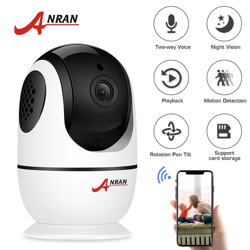 ANRAN 1080P HD IP caméra nuage sans fil Wifi caméra bidirectionnelle Audio bébé moniteur caméra de Surveillance de sécurité à domicile