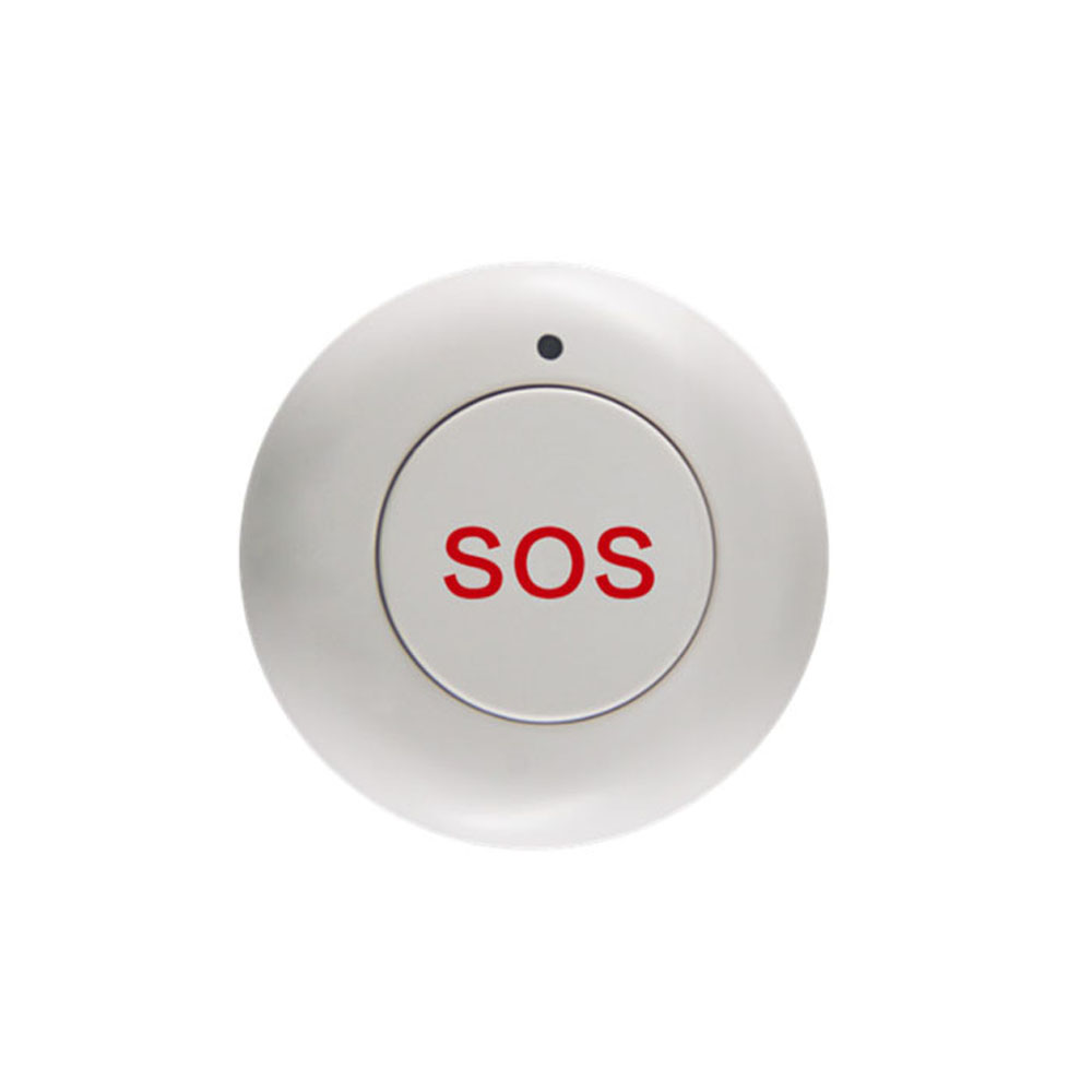 Wireless SOS Button Emergency Button For Help Gsm Alarm System SOS Button For Emergency
