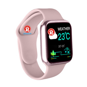 Image 3 - 38mm Smart Watch Series 5 Men Women Watch Heart Rate Monitor Message Reminder For Android Apple Watch PK P68 A1 iwo Smartwatch