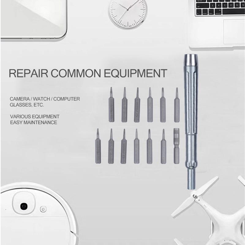 Image 3 - KINDLOV Набор прецизионных отверток магнитная шлицевая отвертка рhillips биты 50 в 1 Набор инструментов для ремонта мобильного телефона ноутбукаОтвертка    АлиЭкспресс