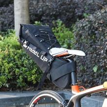 Bicycle Rack Bag 10L Waterproof Cycling Bike Rear Seat Cargo Storage Bag MTB Road Bike Rack Carrier Trunk Bag Pannier Handbag цены