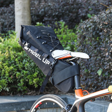цена на Bicycle Rack Bag 10L Waterproof Cycling Bike Rear Seat Cargo Storage Bag MTB Road Bike Rack Carrier Trunk Bag Pannier Handbag