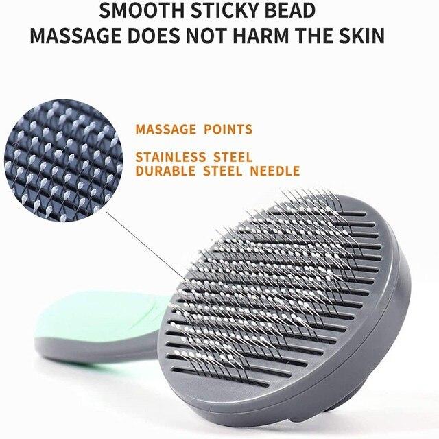 Pet Hair Removal & Grooming Brush 3