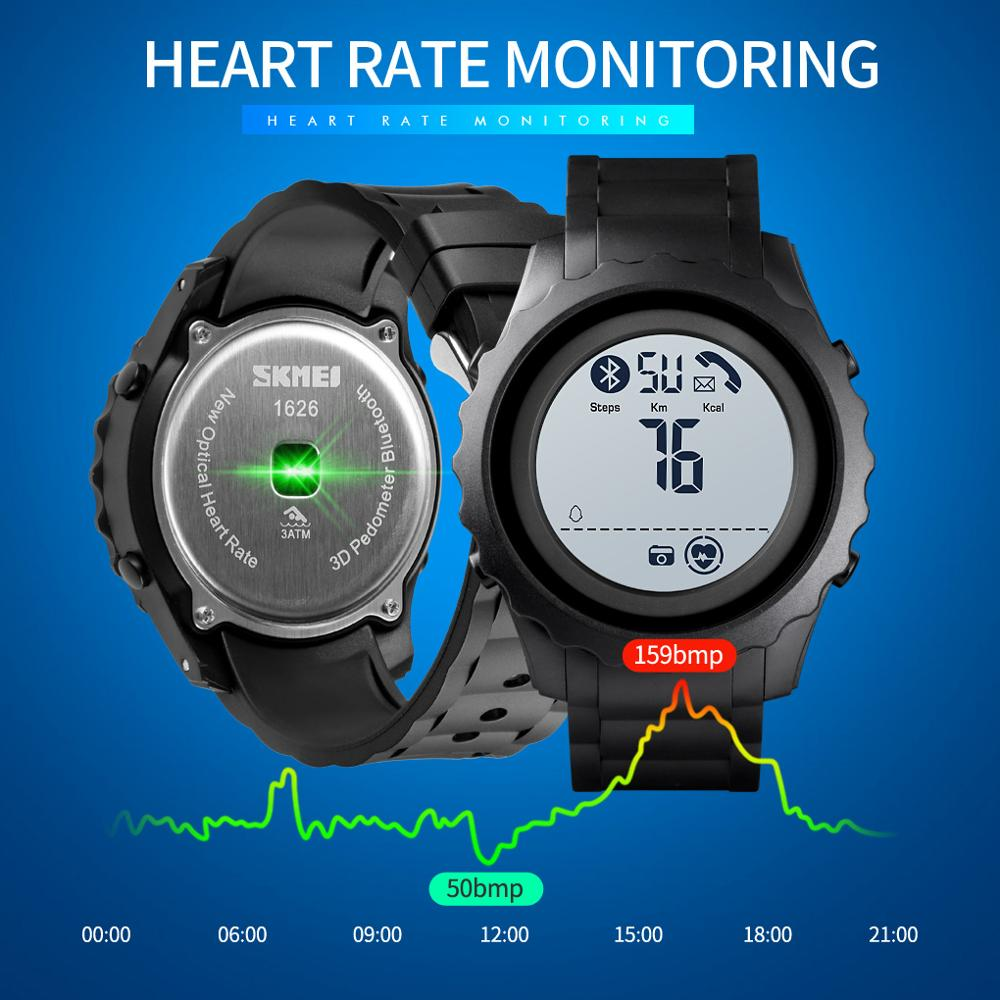 New SKMEI Multifunction Outdoor Sports Watch Men Waterproof Mens Watches Fashion Casual LED Digital Wristwatches Reloj Hombre