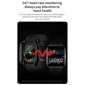 Image 3 - Smartwatch l1 2021, à prova dágua, monitoramento de frequência cardíaca, lembrete de chamada/mensagem, fitness, esporte, bluetooth, para android, ios