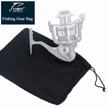 Black Fishing Wheel Protection Cover Fishing Accessories Durable Below 500 Series Fishing G