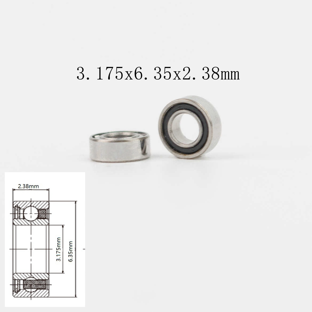 BIEN AIR Dental Handpiece SR2-5TLZWN Ceramic ABEC-7 Shield and Outer Ring is com