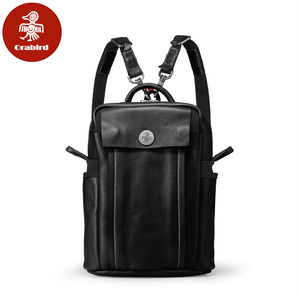 Image 2 - Orabird Womens Leather Backpack Soft Genuine Leather Large Capacity Backpacks Casual City Travel School Bag for Girl 2020