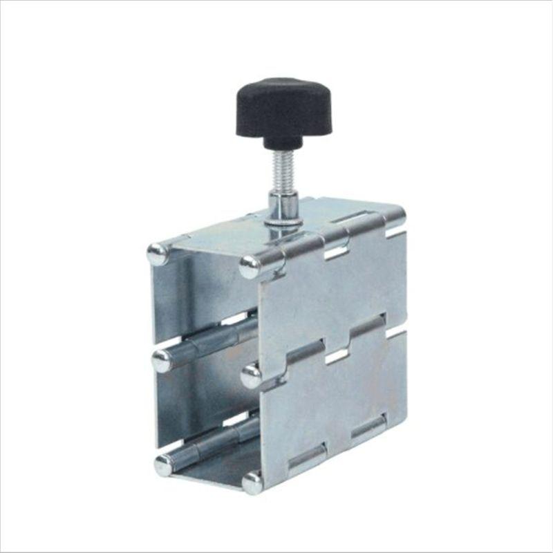 Foldable Tile Height Adjuster Riser Lift Leveler Top Locator Tiling Tool M7DA