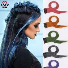 Manwei длинные прямые синтетические волосы для наращивания oberon