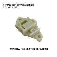 FOR PEUGEOT 306 CABRIOLET WINDOW REGULATOR REPAIR CLIP FRONT RIGHT 1993-2002