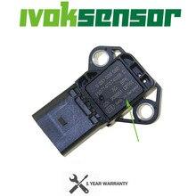 4 BAR 흡기 매니 폴드 부스트 압력 MAP 센서 Drucksensor For VW Audi SEAT SKODA 1.4 2.0 TDI 03K906051 0281006059 0281006060