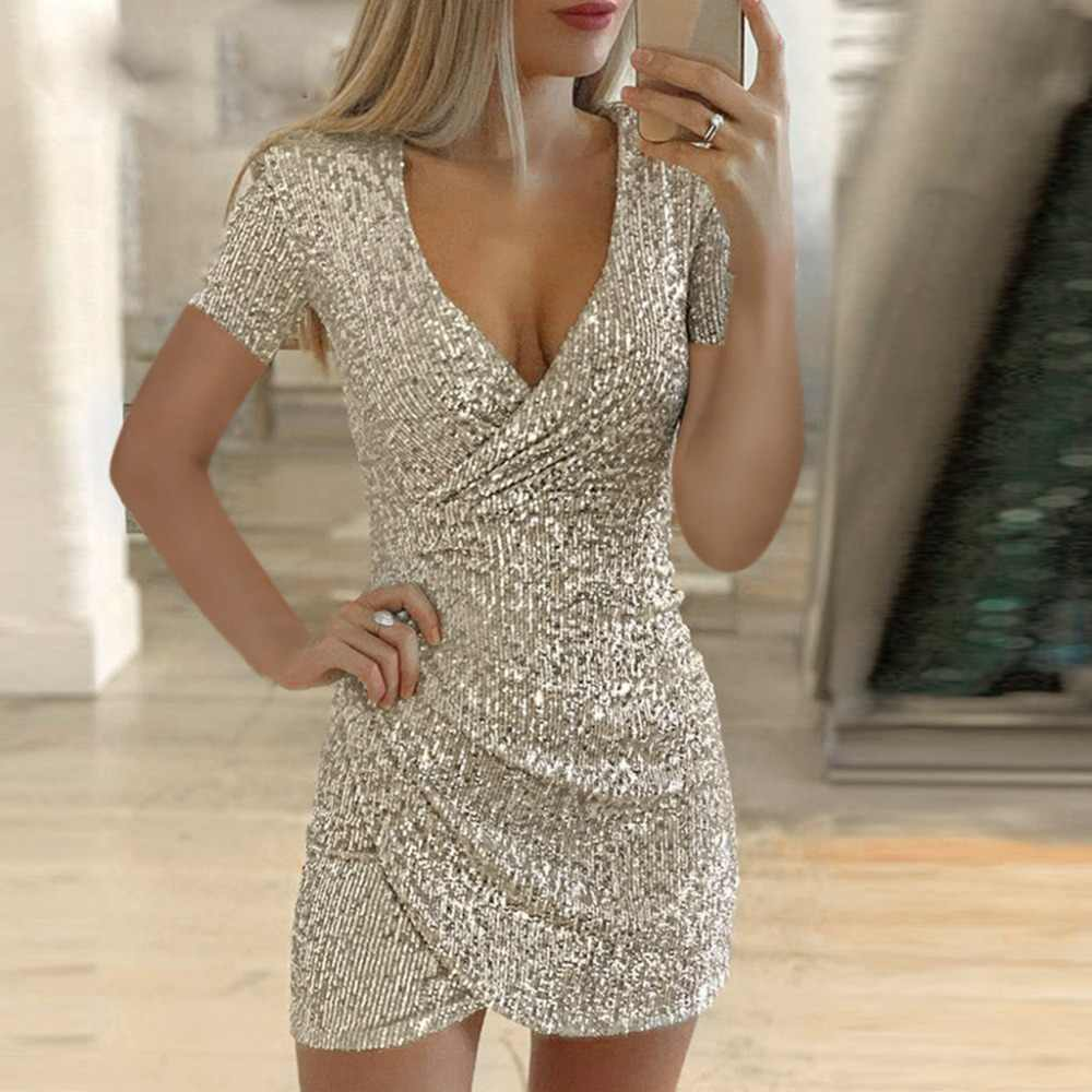 Sukienki kobieta party Dress bodycon seksowna sukienka z cekinami noc błyszcząca sukienka Tassel glitter vestidos sukienki wieczorowa szata femme