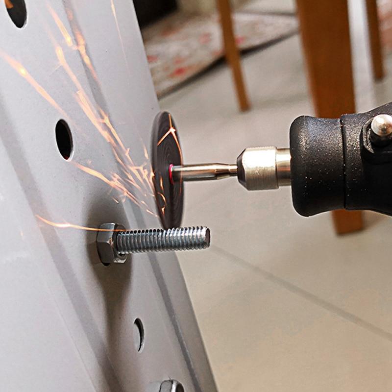 40pcs 32mm Fibra de sticlă de tăiere armată cu disc tăiat - Lama fierăstrău - Fotografie 6