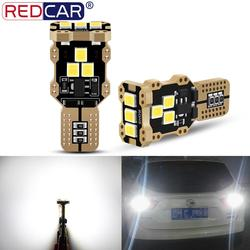 2pcs T15 W16W Led Bulb Canbus Error Free 921 912 Car Lights Backup Reverse Lights Auto Tail Lights Car Daytime Running Light 12V