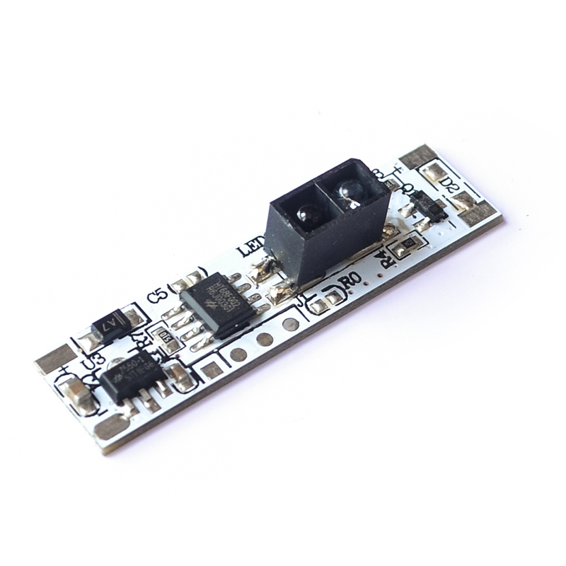 Hand Sweep Sensor Module Wardrobe LED Light Non-touch Hand Sweep Switch Module 5V 12V 24V