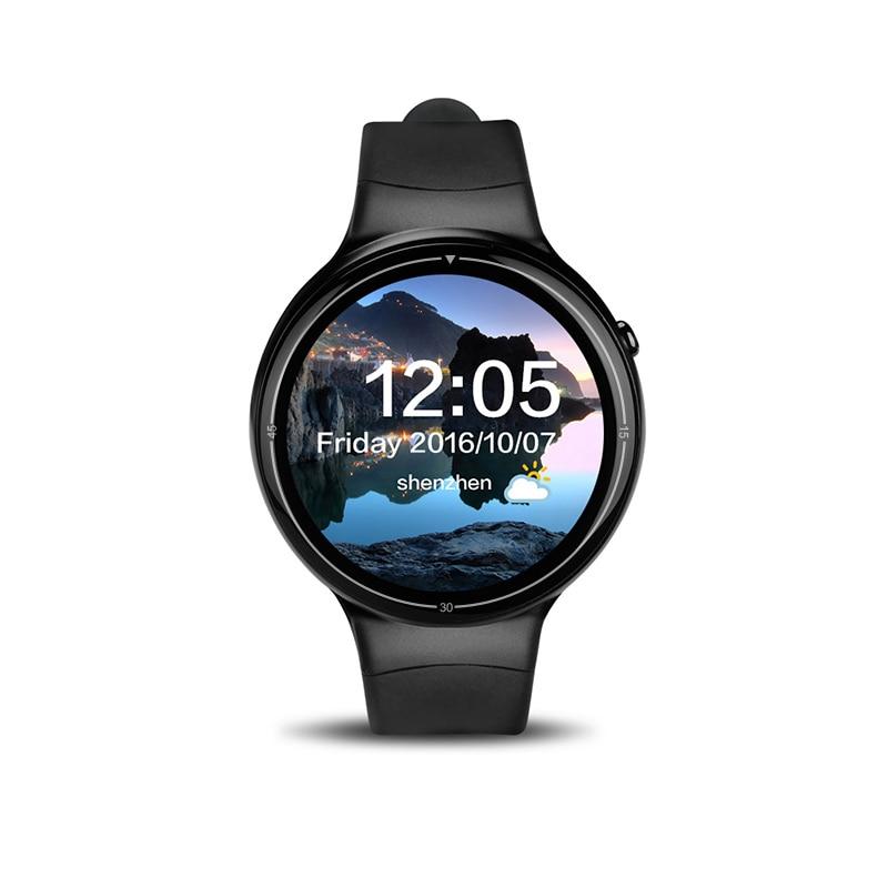 2018 Bluetooth Intelligente Orologio I4 Pro Android 5.1 RAM 2GB ROM 16GB Smartwatch GPS WiFi Nano SIM card 3G relogio Orologio Da Polso Da uomo - 6