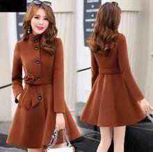 Женская верхняя одежда осень зима 2020 новая корейская мода
