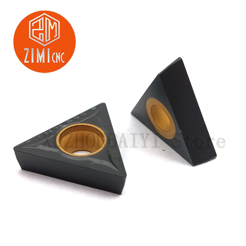TCMT110204/TCMT16T304/TCMT16T308 CNC Steel Insert For Machining Steel Parts Cast Iron Triangle Boring Turning Tool Inner Hole Ou