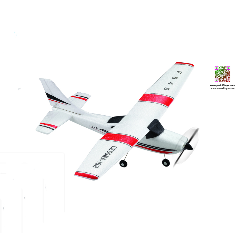 Wltoys Plane Drone Propeller Servo Fixed-Wing Outdoor-Toys RTF F949 Update-Version Strong-Package