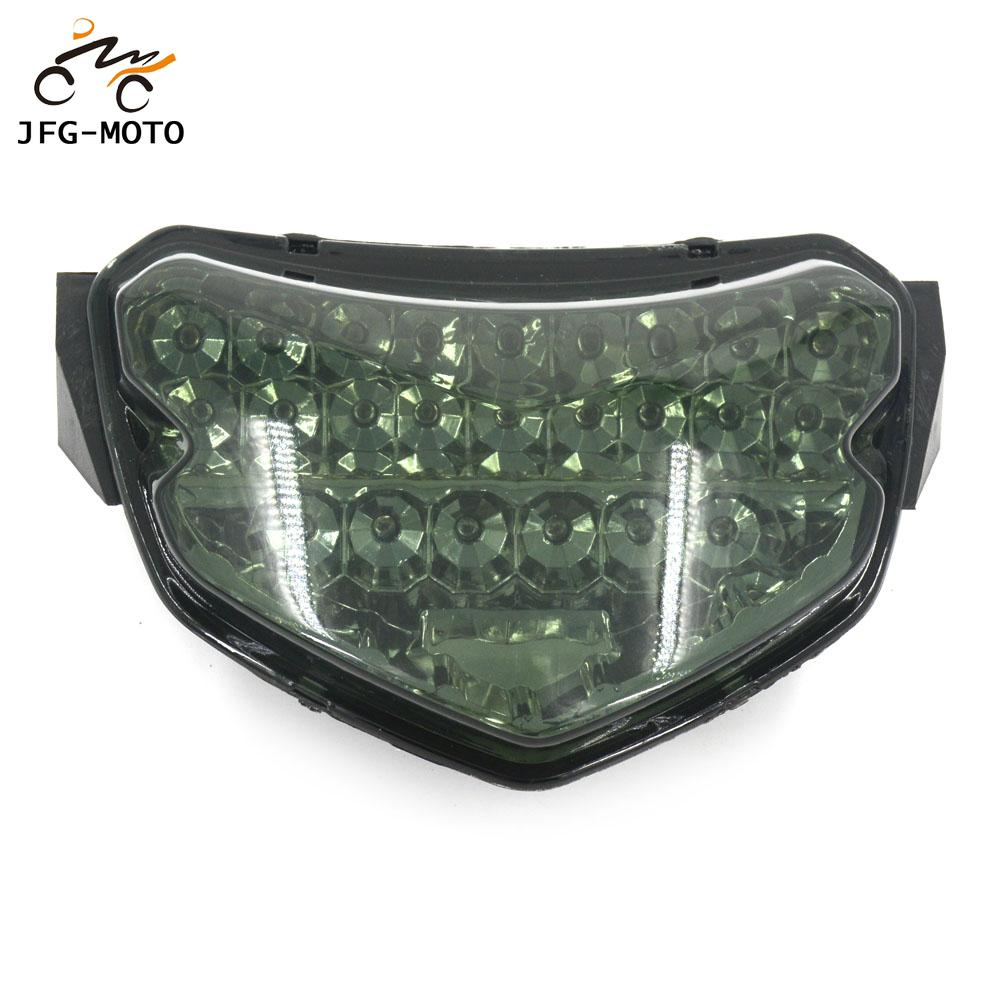 Motorcycle LED Brake <font><b>Lights</b></font> Turn Rear Tail <font><b>Light</b></font> For SUZUKI K4 GSXR600 GSXR750 <font><b>GSXR</b></font> <font><b>600</b></font> 750 2004 2005 Street Bike image