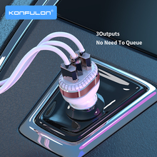 Car Charger with Fast Charger Quick Char