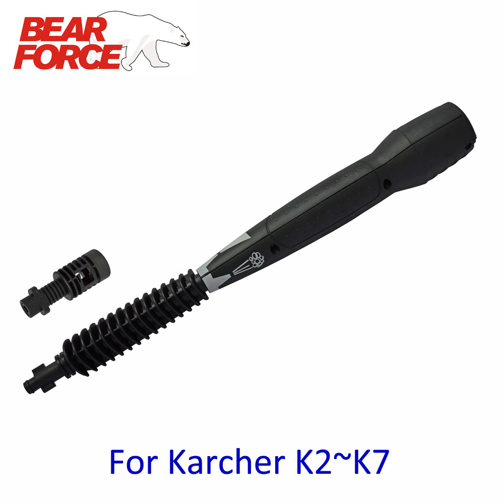 Pressure Washer Wand Adjustable Jet Tips Rotating Nozzle For Karcher K-series Car Cleaning Washer