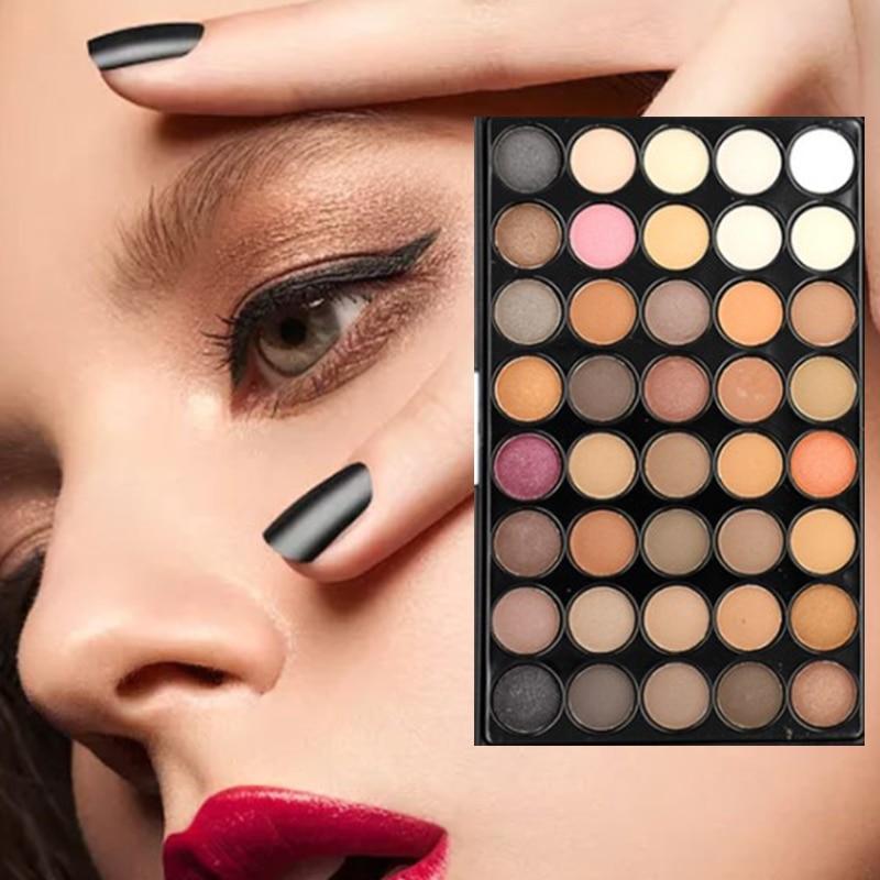 40 Colors Eyeshadow Palette Female Makeup Palette