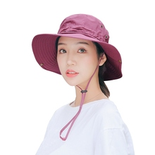 Fisherman Cap Quick Dry Sports foldable lightweight breathable sunshade cap