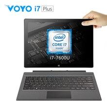 Newest VOYO i7 Plus 12.6 inch Tablet Core i7-7600U Processor 3K IPS Screen 16GB RAM 512GB ROM Windows 10 Tablet pc with keyboard