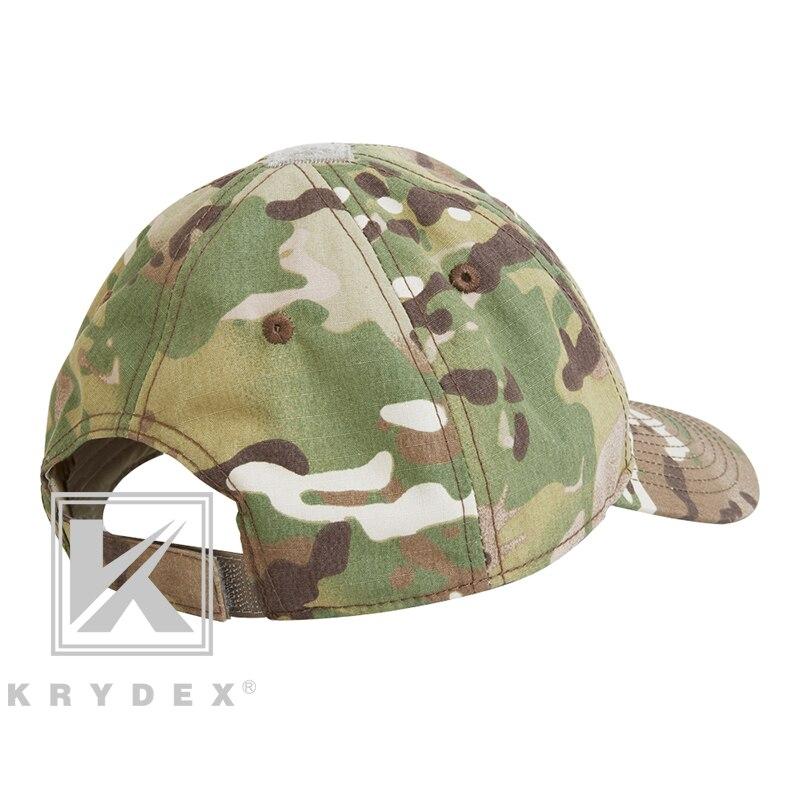 Tactical Camouflage Winter Baseball Cap 2