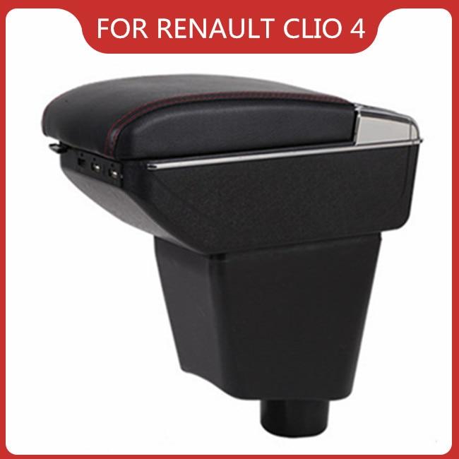 Купить автомобильный подлокотник для renault clio 4 iv автомобильные