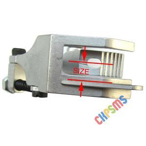 Image 3 - 1 juego # GR 1245 guía de resorte de borde derecho, ajuste de pie para Pfaff 1245 335