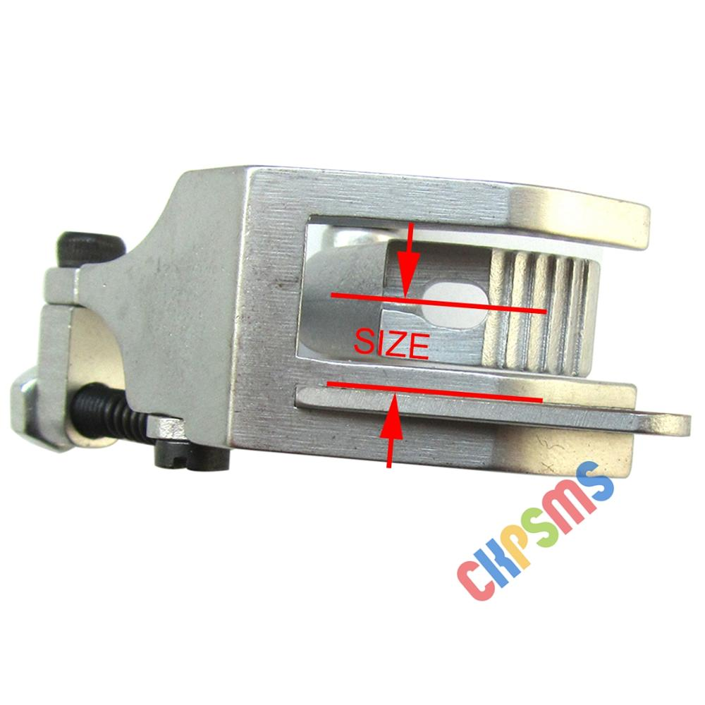 Image 3 - 1SET #GR 1245 Right Edge Spring Guide Foot fit for Pfaff 1245 335Sewing Tools