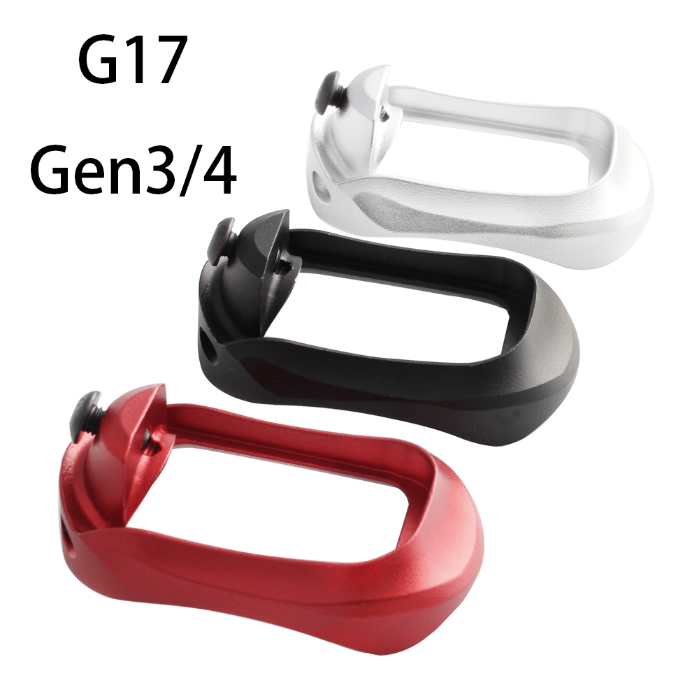 Technologies Glock PRO Plus Aluminum Magwell For Glock 17 22 24 31 34 35 37 Gen 1-4