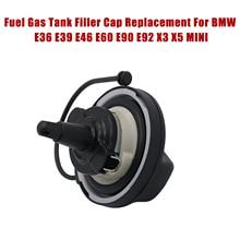 Tank-Filler-Cap Fuel-Gas for BMW E36 E39 E46 E60 E90 E92x3/X5/Mini Car-Accessories Auto-Styling