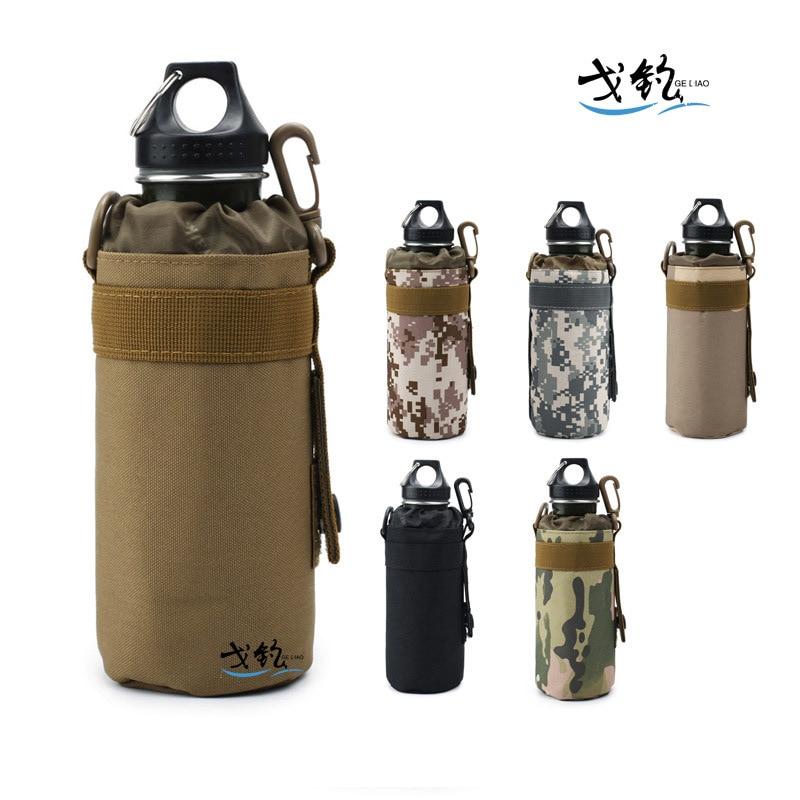 GE Fishing Hiking Fishing Shui Hu Bao Shui Bei Bao Tactical Waist Destroyed Travel Bag Shui Hu Dai Small Storgage Bag