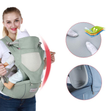 Ergonomic Baby Carrier Infant Kid Baby Hipseat Sling Front F
