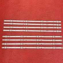 8個のledバックライトストリップサムスンUE48J5200AK UE48J5200AW UE48J5250 UE48J5202 LM41 00120Q 00149A 00120 1080p 00150A CY JJ048BGLV3H