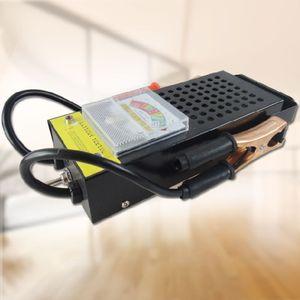 Image 4 - 6 فولت/12 فولت سيارة جهاز اختبار حمل البطارية نظام شحن المولد اختبار سيارة شاحنة
