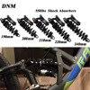 חדש DNM הרי Downhill אופניים סליל אחורי הלם MTB אופני הרי 190mm 200mm 210mm 220mm 240mm DNM אחורי הלם-בבולמי זעזועים אחוריים מתוך ספורט ובידור באתר