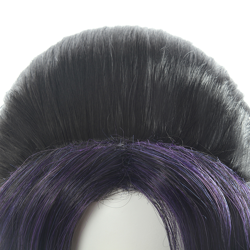 Image 5 - L email wig Demon Slayer Shinobu Kochou Cosplay Wigs Kimetsu no Yaiba Cosplay Gradient Wig Heat Resistant Synthetic Hair Perucas-in Synthetic None-Lace  Wigs from Hair Extensions & Wigs