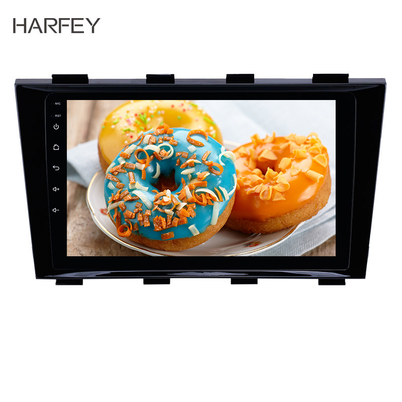 Harfey 2 din HD écran tactile 9