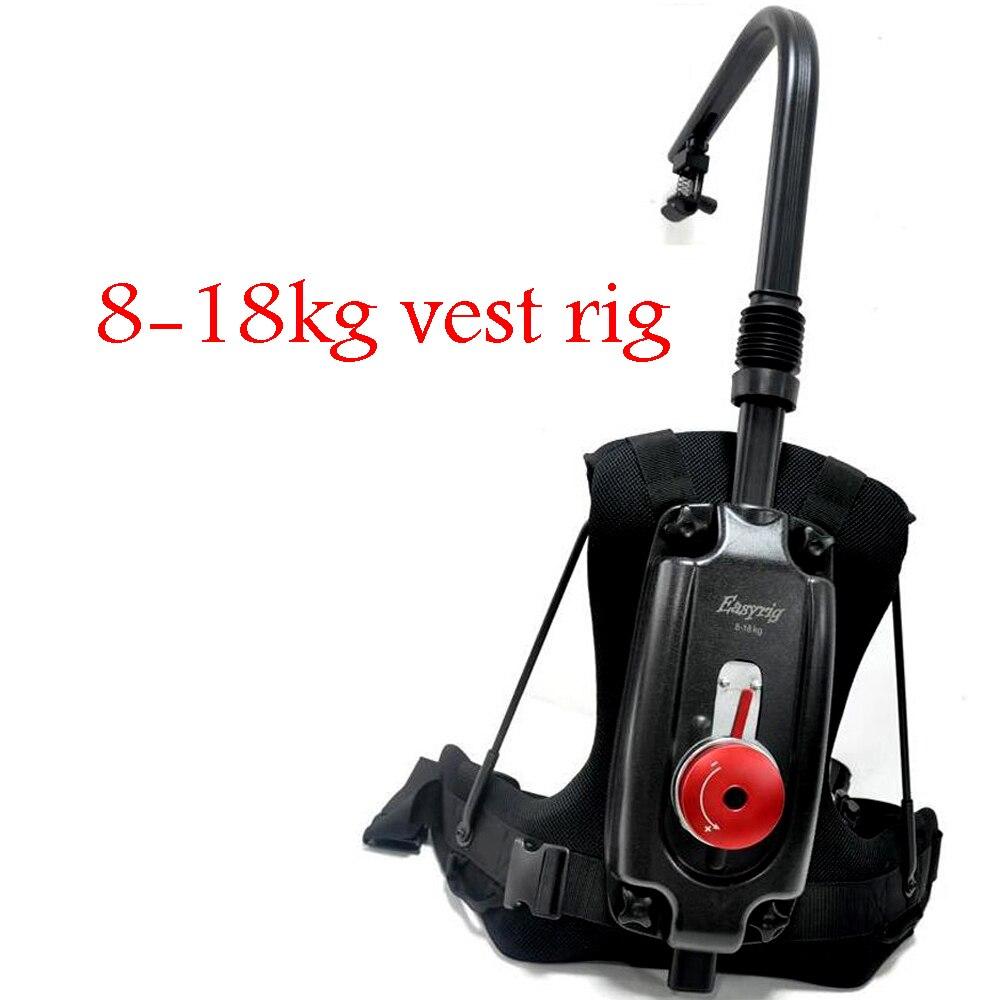 Come EASYRIG Stabilizzatore Vest facile rig Flowcine Sereno Camera Gimbal Supporto Della Maglia per DSLR DJI Ronin 2 M 3 ASSI giunto cardanico Steadicam