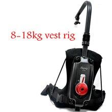 Als Easyrig Stabilizer Vest Gemakkelijk Rig Flowcine Serene Camera Gimbal Ondersteuning Vest Voor Dslr Dji Ronin 2 M 3 Axis gimbal Steadicam
